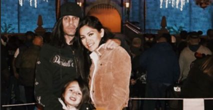 Criss Angel Takes Family to Disneyland, Explains to 5½-Year-Old Son That Cancer Has Returned