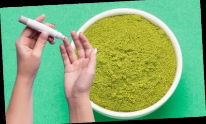 Type 2 diabetes: Adding this green powder to your meals could lower your blood sugar
