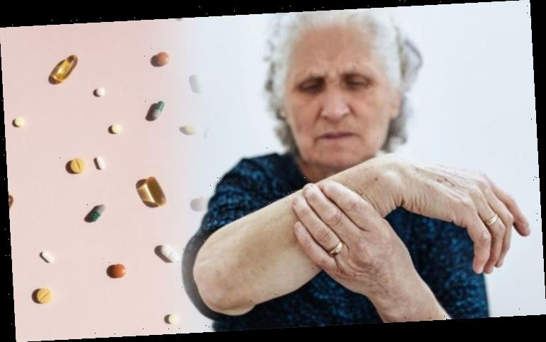 Best supplements for arthritis: Three supplements to ease painful joints