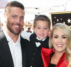 LOL! Carrie Underwood's Son Thinks She's 70 and 'Good at Doing Laundry'