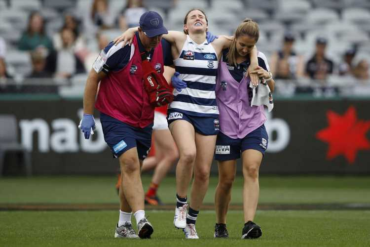 AFLW Researching Potential Link Between Menstrual Cycles And ACL Injuries
