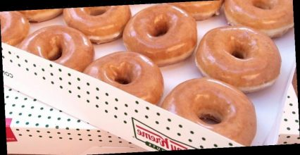 Krispy Kreme Is Giving Healthcare Workers Unlimited Free Dozens of Donuts Every Monday