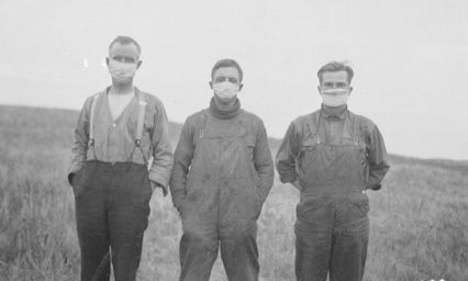 Social distancing and blame: Researcher cites lessons from past pandemics