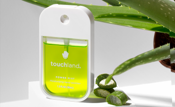 Touchland Is So Not Your Grandma's Purell