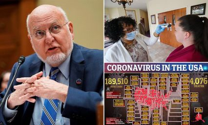 One in four coronavirus patients are asymptomatic, CDC director says