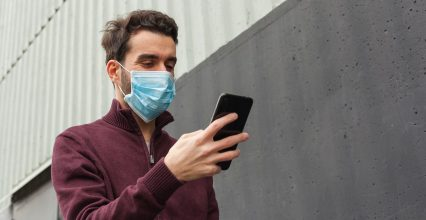 Could a mobile app control the COVID-19 pandemic and help reopen society?