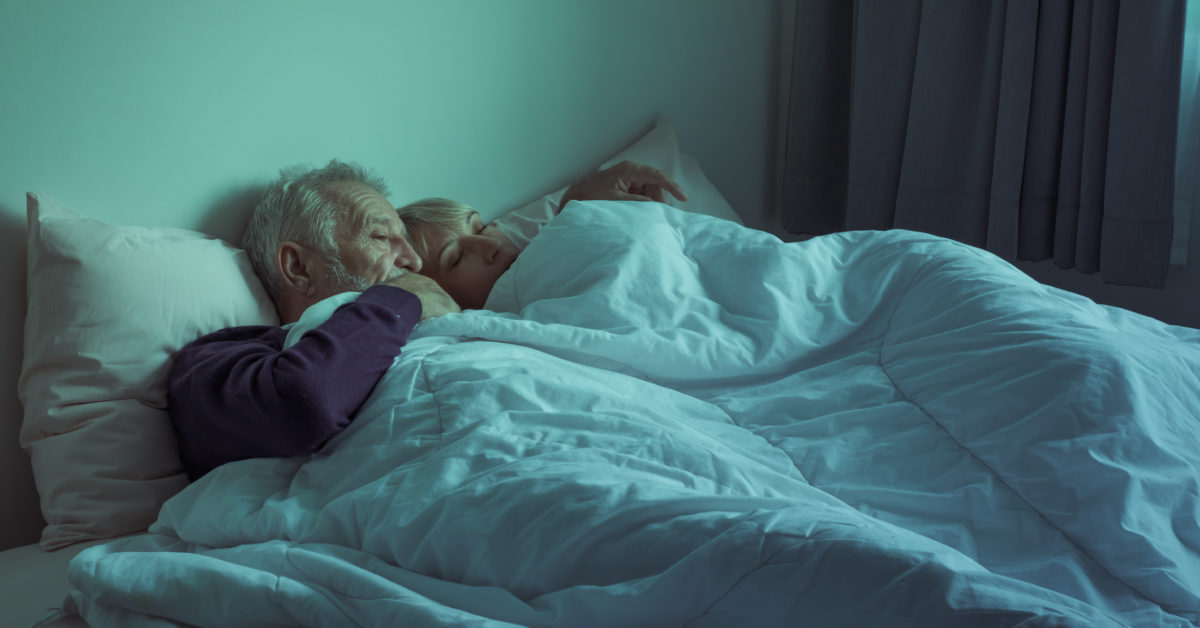 Sleep apnea linked with Alzheimer's–like changes to the brain