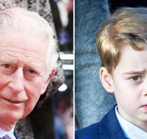 Prince Charles' Office Features Throwback Photo of Prince George