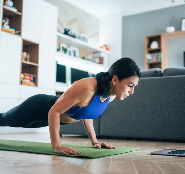 Fitness in Corona times: Why the Training of the muscles helps to a long and healthy life