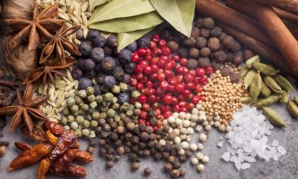 Nutrition: herbs and spices in meals can reduce inflammation – natural healing naturopathic specialist portal