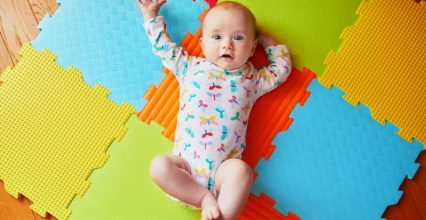 Cute Baby Play Mats to Keep Them Entertained for Hours