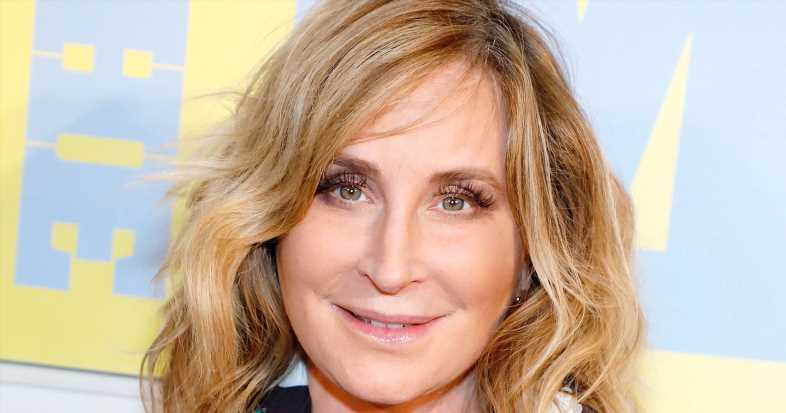RHONY's Sonja Morgan Got a Facelift, Neck Lift: Before and After Pics