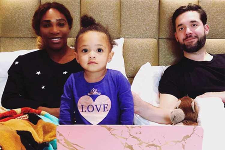 That Face Is an Ace! Inside the Adorable Life of Serena Williams' Daughter Alexis Olympia