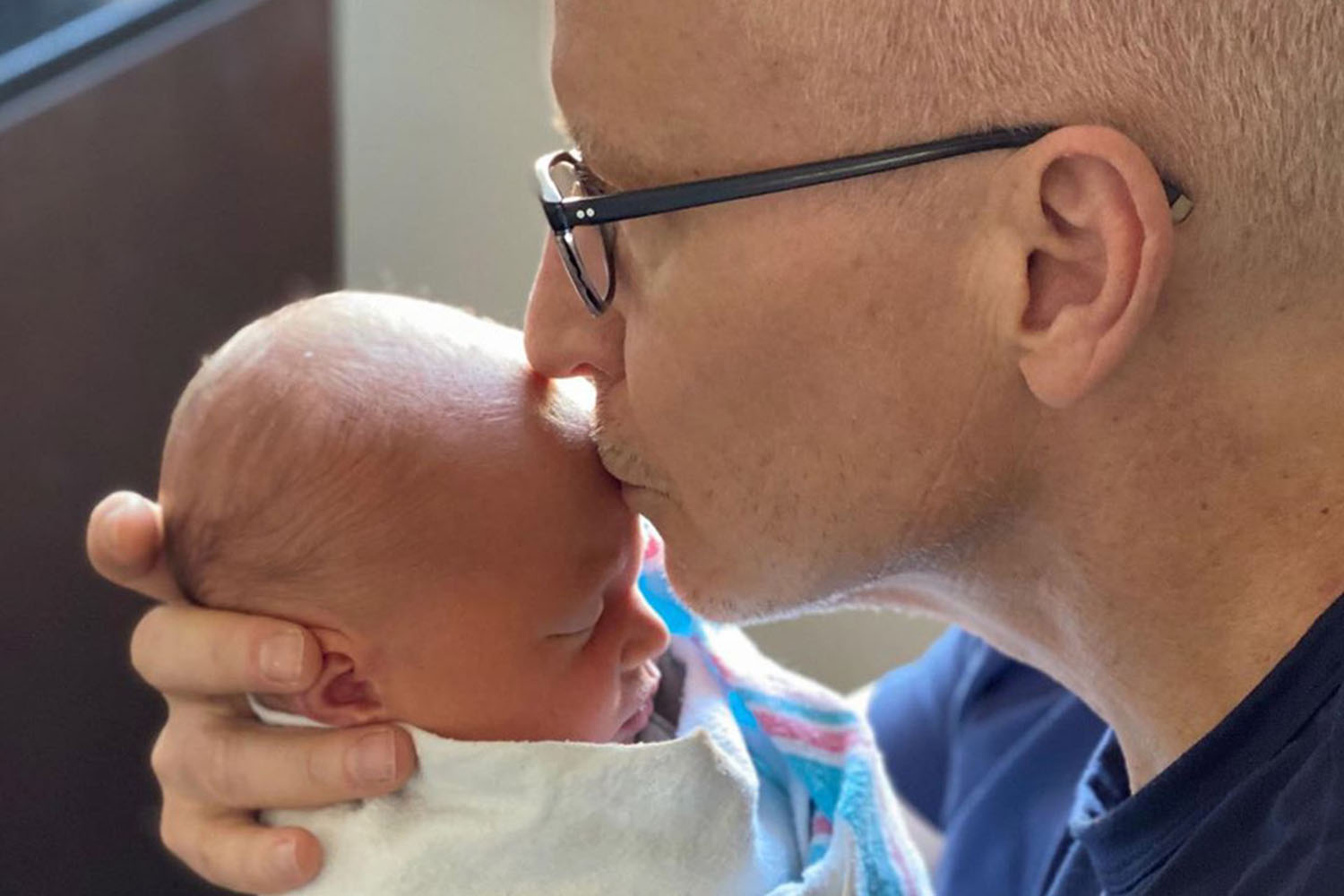 Anderson Cooper's Most Adorable Pictures With His Son, Wyatt Morgan