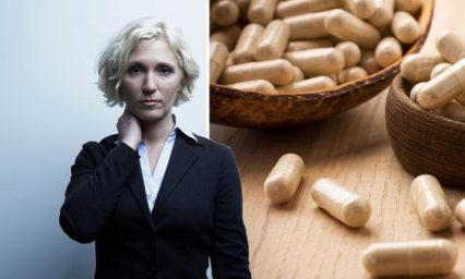 The plant-based supplement reported to significantly reduce anxiety symptoms