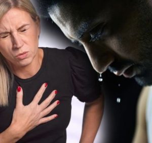Heart attack: Sweating for no reason? Lesser-known warning sign of the dangerous condition