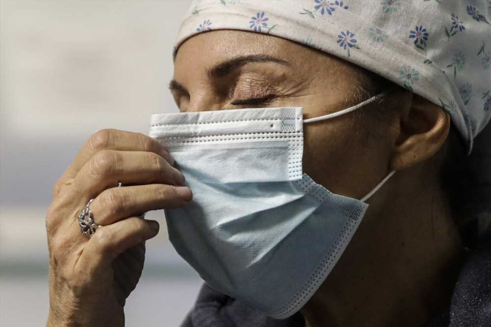 Italian nurse on coronavirus duty sees the nightmare return