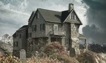 Haunted house researchers investigate the mystery of playing with fear