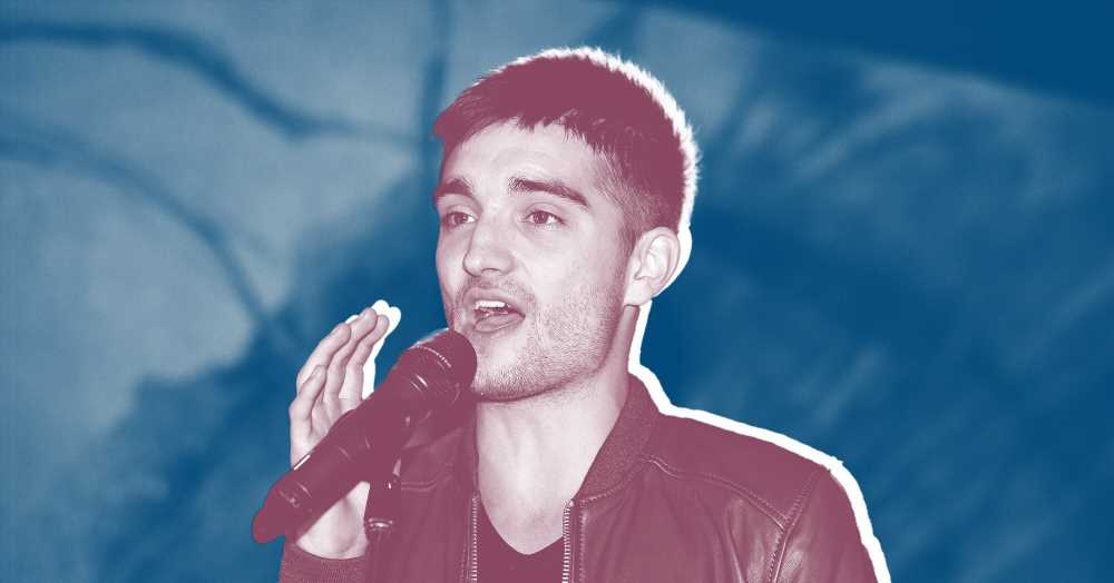 'The Wanted' Singer Tom Parker Reveals He Has an Inoperable Brain Tumor in Emotional Instagram Post