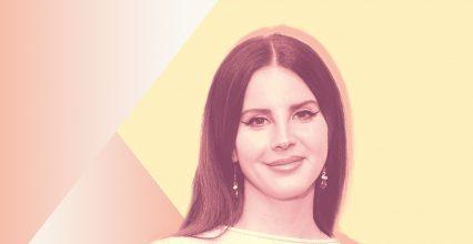Lana Del Rey's Mesh Mask Is Sparking Backlash Among Fans