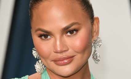 Chrissy Teigen is calling to normalize infant formula use after feeling shame when she couldn't breastfeed