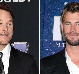 'Stop Working Out!' See Chris Pratt's Hilarious Plea to Chris Hemsworth