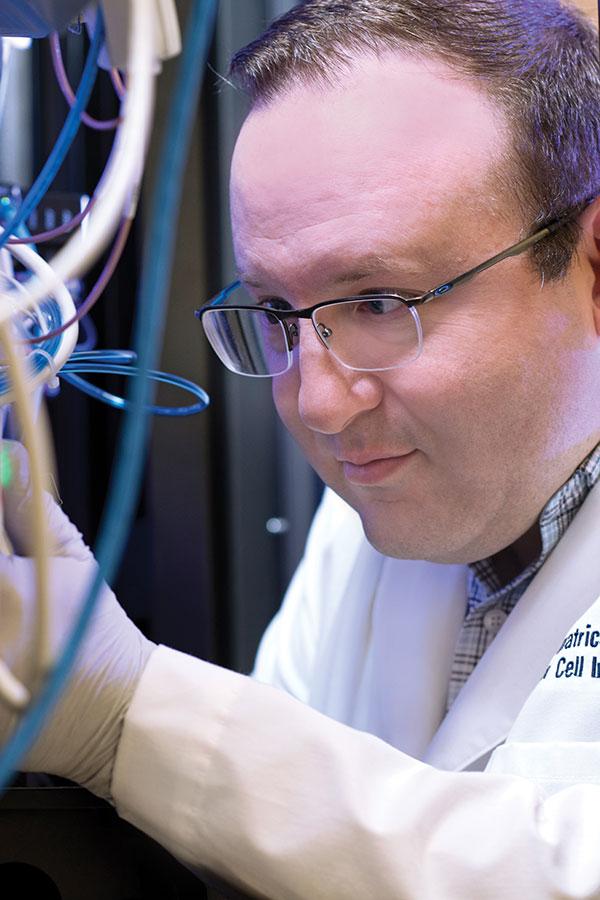 Fitzpatrick named a Chan Zuckerberg Initiative Imaging Scientist