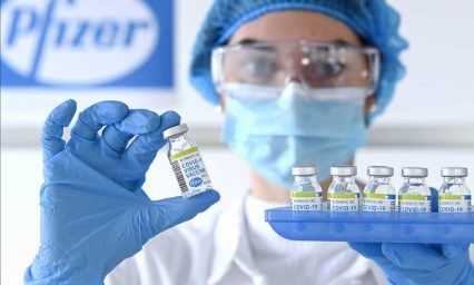 U.K. Is First Country to Approve Pfizer's COVID Vaccine, Will Begin Distributing Next Week
