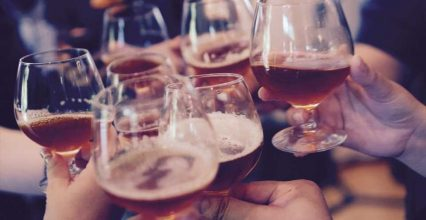 Different behaviors could reduce death and health risks in regular alcohol drinkers