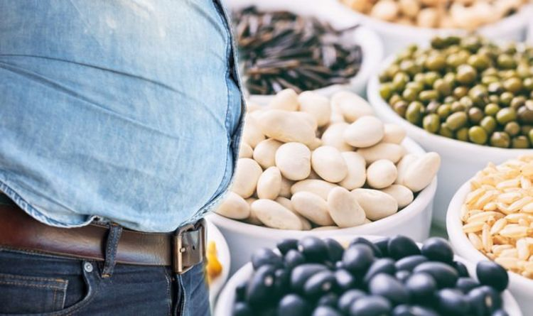 How to lose visceral fat: Adding more pulses into your diet could help burn the belly fat