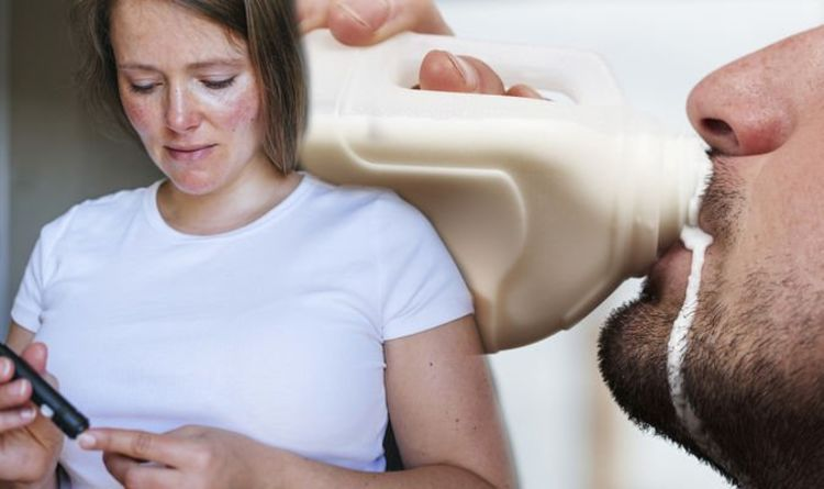 Type 2 diabetes diet: Best & worst milk options which affect a person's blood sugar levels