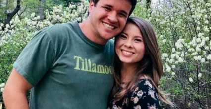 Pregnant Bindi Irwin Calls Husband Chandler Powell Her 'Forever Valentine' in Loving Tribute