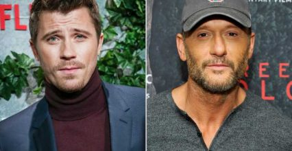 Garrett Hedlund Admits He 'Can't Handle' Letting Son Cry It Out — and Tim McGraw Offers Advice