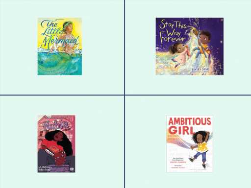 Add These New Children's Books by Black Authors to Your Kids' Shelves