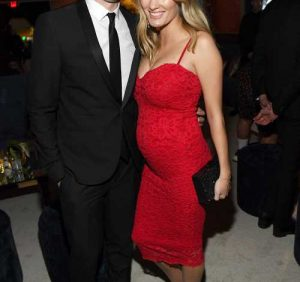 Topher Grace Opens Up About Welcoming Baby No. 2 with Wife Ashley Hinshaw During Quarantine