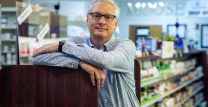 Covid Shot in the Arm Not Enough to Keep Pharmacies in Business