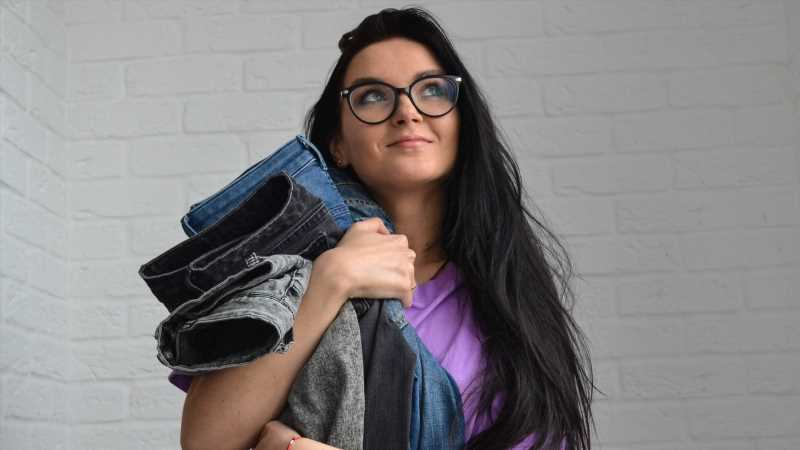 Here's How To Clean Your Denim Jeans Without Washing Them