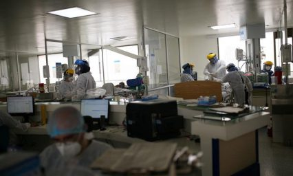 With ICUs nearly full, Colombia surpasses 80,000 COVID-19 deaths