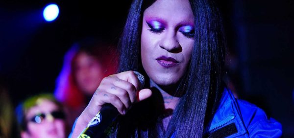 Mykki Blanco: 'Without Queer People, I Wouldn't Have a Music Career'