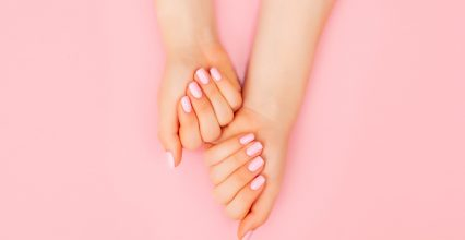 What It Really Means When You Get A Dark Streak Under Your Fingernail