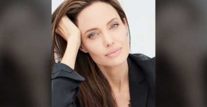 Angelina Jolie Speaks at Guerlain, UNESCO's Women For Bees Ceremony