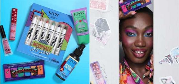 """Nyx Launched a """"Sex Education"""" Collab Inspired by the Show's Characters"""