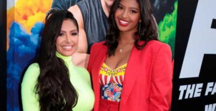 Vanessa Bryant Dropped Off Daughter Natalia at College & Now We're Emotional