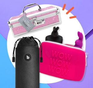 13 Best Sex Toy Storage Tools To Keep Your Bed Buddies Protected