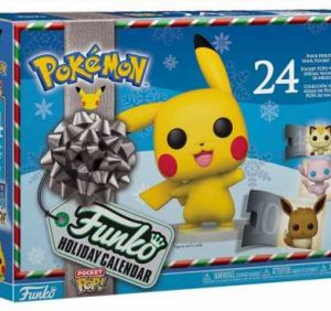 This Funko Pop! Pokemon Advent Calendar Is Available for Preorder & It's 33% Off Right Now