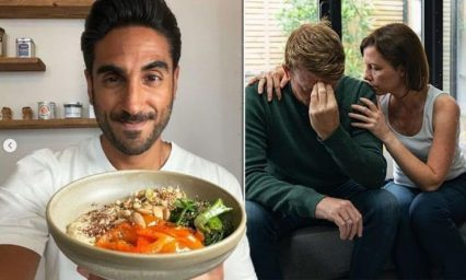 Mental health symptoms might mean a vitamin deficiency – eat these foods Dr Rupy says